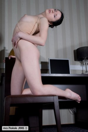 Ralia nuru massage in Fernie
